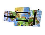 Сидіння дитяче Мультфільм, т. 11 мм, хім зшитий пінополіетилен, 25х35 см. Виробник Україна, TERMOIZOL®, фото 3