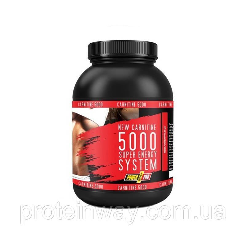 Power Pro Карнитин Carnitine 5000 500 g