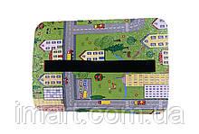 Сиденье детское Парковый город, т. 8 мм, хим сшитый, 25х35 см. Производитель Украина, TERMOIZOL®