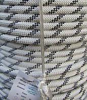 Веревка (шнур) диаметр 10 мм (класс Евро) бухта 100 м/пог