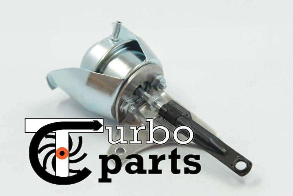 Актуатор / клапан турбины BMW Mini Cooper (R55 R56) 1.6D от 2006 г.в. - 753420, 750030,