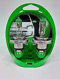 Галогенная лампа H4 Philips ColorVision зеленый, фото 2