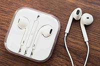 Наушники Apple EarPods с микрофоном / Наушники Айфон