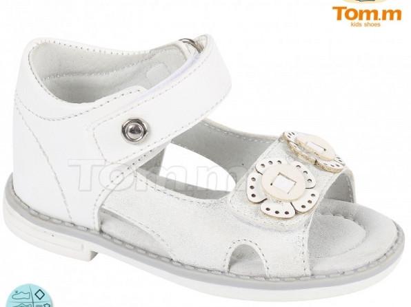 Летняя обувь бренда Tom.m для девочек размер 22-14.5 см.