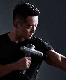 Массажный пистолет Xiaomi Yunmai Pro Basic massage gun перкуссионный - Черный, фото 2