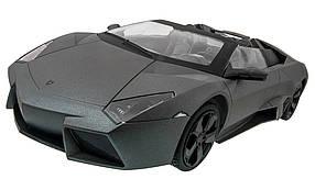 Машинка радиоуправляемая 1:14 Meizhi Lamborghini Reventon Roadster (серый)