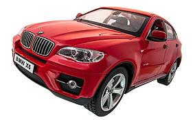 Машинка радиоуправляемая 1:14 Meizhi BMW X6 (красный)