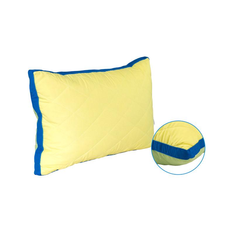 Подушка анатомическая Руно Fresh Breeze A 50*70 см микрофибра/силиконовые шарики арт.310Fresh Breeze A