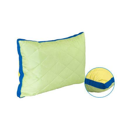 Подушка анатомическая Руно Fresh Breeze A 50*70 см микрофибра/силиконовые шарики арт.310Fresh Breeze A, фото 2