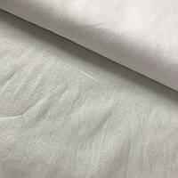 Міткаль однотонний білий, ширина 150 см, фото 1