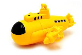 Подводная лодка на радиоуправлении GWT 3255 (желтый)