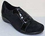 Женские туфли больших размеров от производителя модель МИ3001-3, фото 2