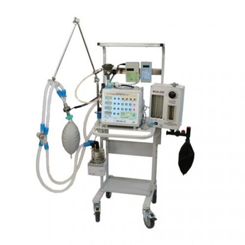 Аппарат искусственной вентиляции легких ИВЛ ФАЗА 21