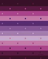 Плед-покрывало Rainbow-purple Le Vele