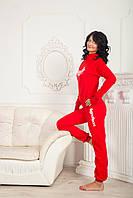 Женский спортивный костюм К 17 с принтом, фото 1
