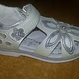 Детская летняя обувь бренда Tom.m для девочек размер 27-16.5 см., фото 3