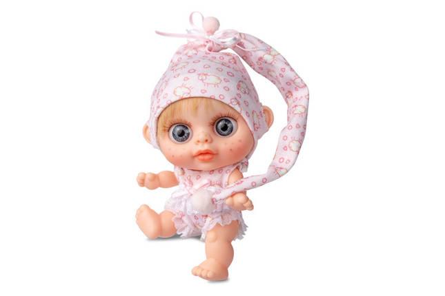 Кукла пупс Berjuan БЭБИ БИГГЕРС с запахом ванили 14 см (RUBIO), фото 2