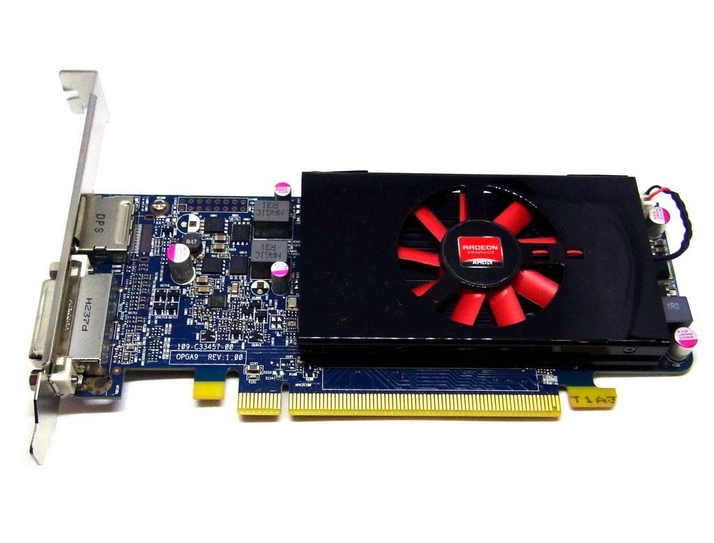 Видеокарта AMD Radeon HD 7570 1gb PCI-Ex DDR5 128bit (DVI + DP)