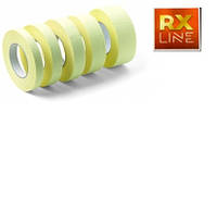 Малярна лента 48х25 мм(жовта)