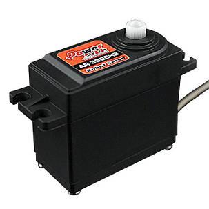Сервопривод стандарт 40г Power HD 3606HB 6.7кг/0.14сек/360° для роботов, фото 2