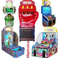 Автоматы с выдачей билетов Развлекательные автоматы для детей