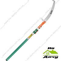 Ножовка штанговая ПРОФИ садовая 2,5 м, полотно 490 мм, MasterTool