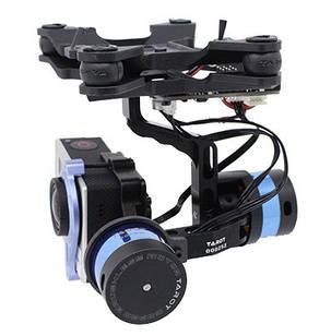 Подвес двухосевой гиростабилизированный Tarot Т-2D для камер GoPro (TL68A00), фото 2