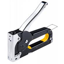 Степлер строительный Topex 6-8 мм, скобы J (41E903)