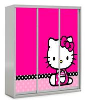 Детский шкаф-купе 3Д.  Viorina-Deko