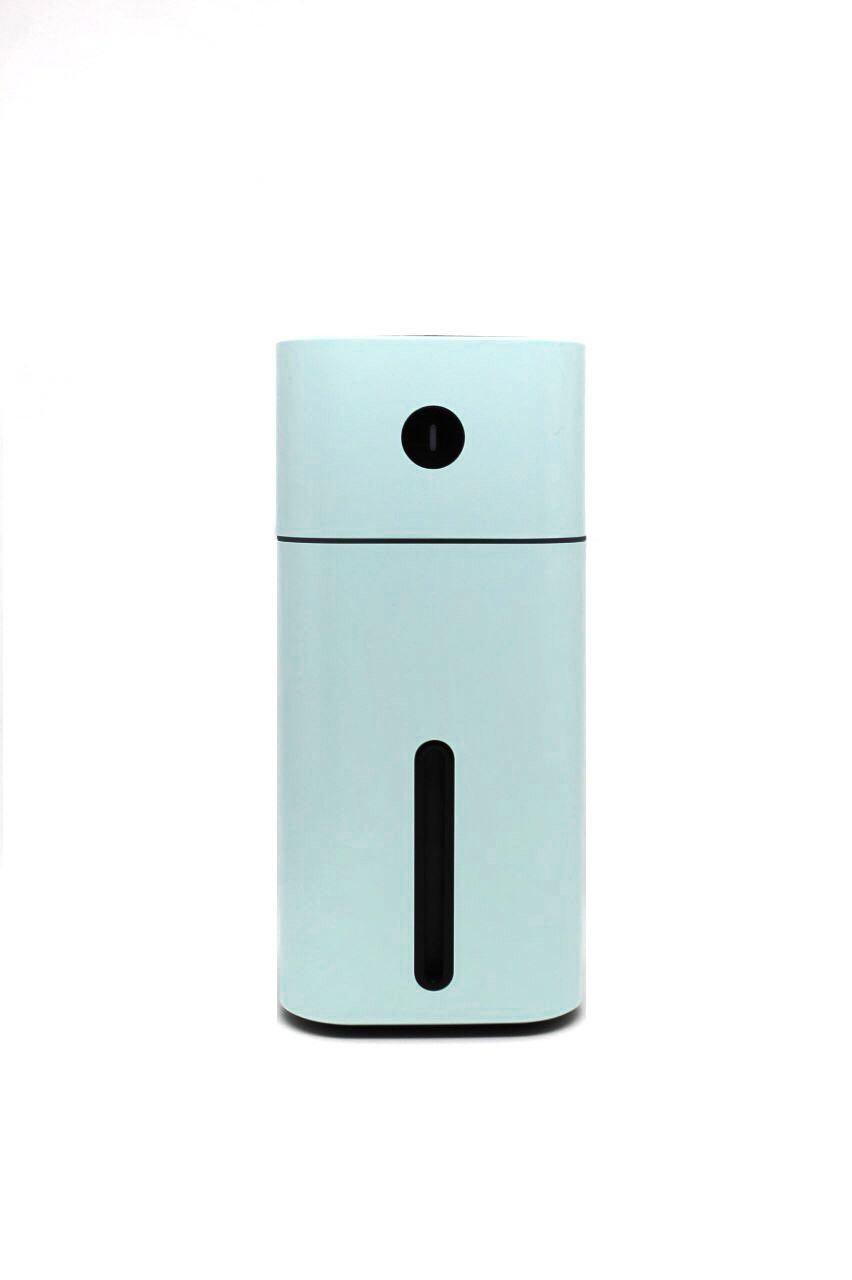 Ультразвуковой мини увлажнитель воздуха small D humidifier Голубой (795871787-3)