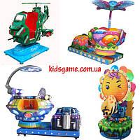 Детские качалки Развлекательное оборудование для детей