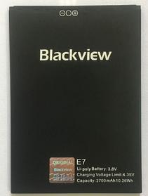 Акумулятор (Батарея) для Blackview E7 (2700 mAh)