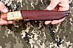 Нож рыбацкий универсал не тонущий для разделки и филирования, фото 4