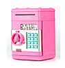 Электронная копилка сейф на кодовом замке с купюроприемником для бумажных денег и монет, фото 7