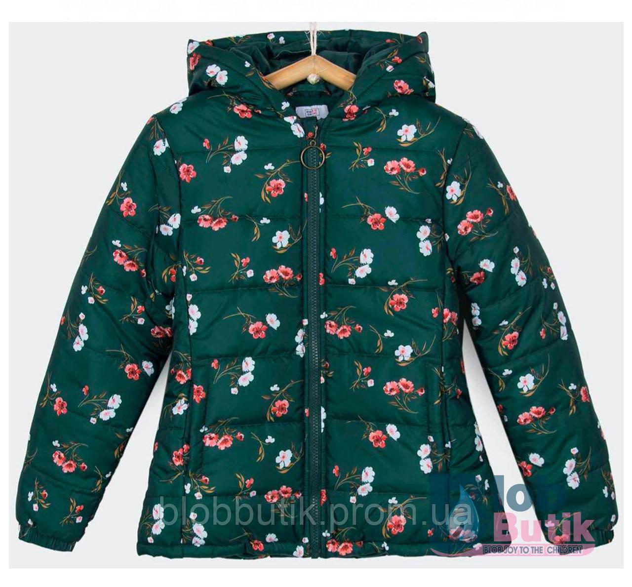 Куртка демісезонна для дівчинки Tiffosi.