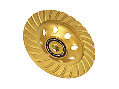 Алмазный диск для бетона 125 мм M14 turbo Heidmann H00121