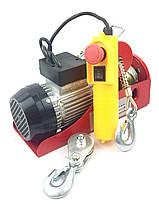 Электрический тельфер Euro Craft 150/300 кг (HJ202), фото 2