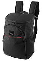 Термосумка-рюкзак BAG-1 18 л, черный, фото 1