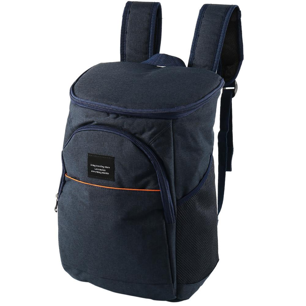 Термосумка-рюкзак BAG-1 18 л, синий