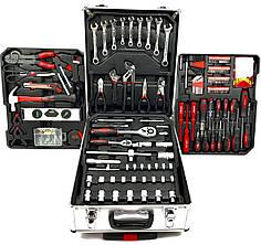 Набор инструментов AL-FA 187 предметов (ALSS)