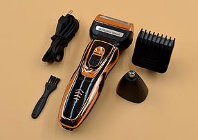 Набор для стрижки Gemei GM 595 Hair Trimmer- Новинка, фото 2