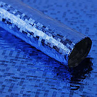 О Бумага-пленка подарочная металлизированная 497-16-19 (0301) (70*50см, 50 листов в упаковке)