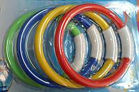 Игрушки колечки тонущие для ныряния в бассейне Intex 4шт. в комплекте