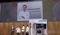 На всемирной выставке CES 2015 известная компания  Samsung презентовала новую серию бытовой техники.