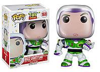 Фигурка Базз Лайтер, Светик, из м-ф История игрушек - Buzz Lightyear, Toy Story, Funko Pop SKL14-150251
