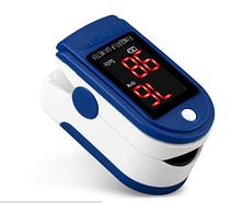 Пульсоксиметр напалечный Pulse Oximeter JZK-302, прибор для измерения уровня кислорода в крови- Новинка, фото 2