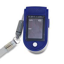 Пульсоксиметр напалечный Pulse Oximeter JZK-302, прибор для измерения уровня кислорода в крови- Новинка, фото 3
