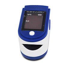 Пульсоксиметр напалечный для измерения уровня кислорода в крови Pulse Oximeter JZK-302 Хит продаж, фото 3
