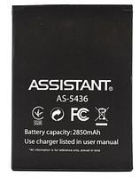 Аккумулятор (Батарея) для Assistant AS-5436 Grid (2850 mAh)