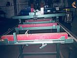 Двухпильний кромкообрізний верстат (пристрій поздовжньо-распиловочное), автоматична подача, фото 5